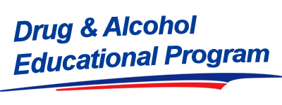 Drug & Alcohol Educational Program Logo